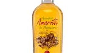 AGUARDIENTE AMARILLO MANZA 375ML UND AMARILLO DE MANZANARES