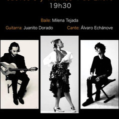 Affiche concert Bolivie