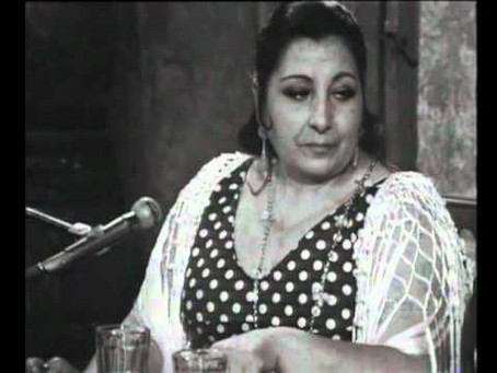 Grands noms du Flamenco : La Perla de Cádiz