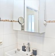 Spiegelschrank, Waschbecken