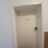 Eingang SAM