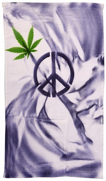420 Blue Peace