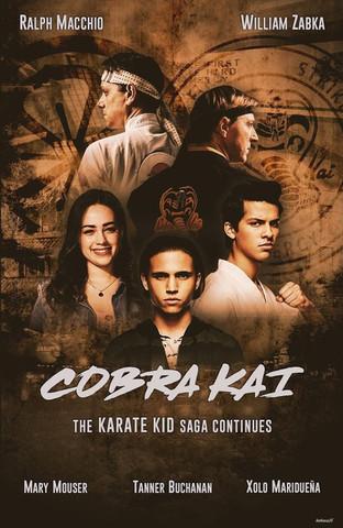 Netflix - Cobra Kai