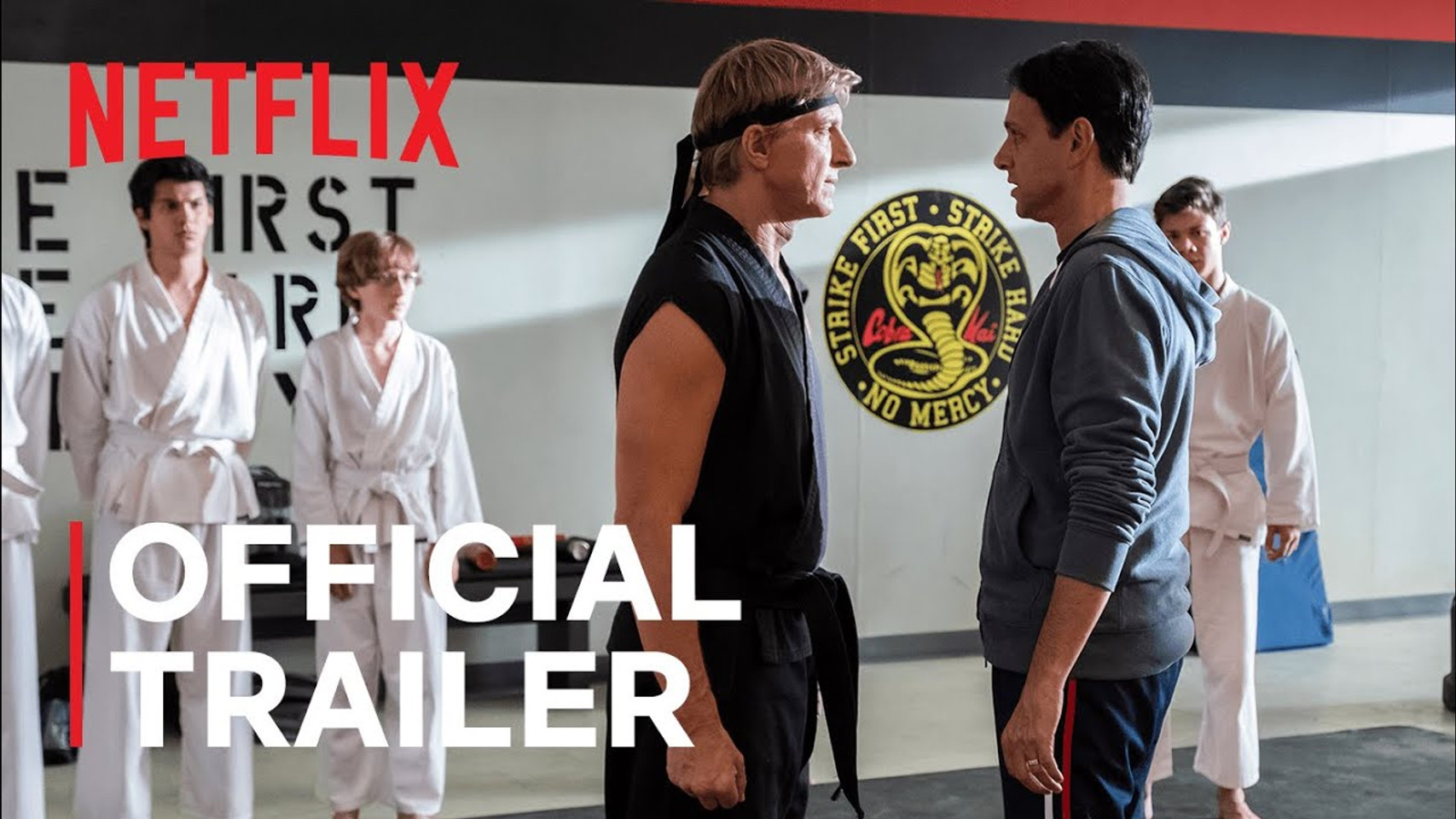 COBRA KAI | The Karate Kid Legacy Continues