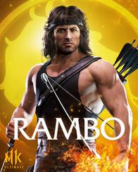 Mortal Kombat 11 - Rambo Trailer