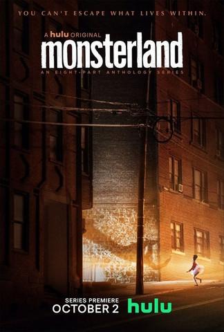 Hulu - Monsterland