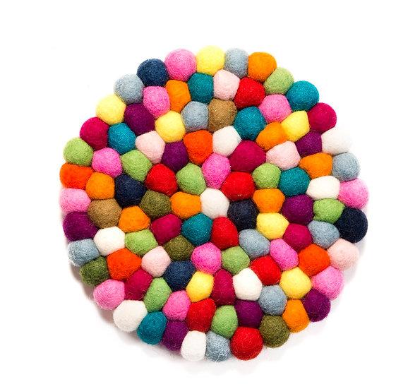 Multicolor bordskåner