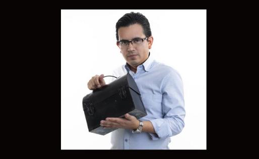 Daniel Guerra: la comedia convierte los problemas en materia prima