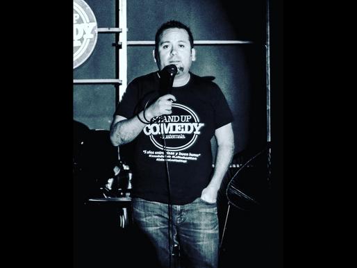 Selvyn Mejicanos: La comedia es un asunto serio; y hay que intentarlo una y otra vez