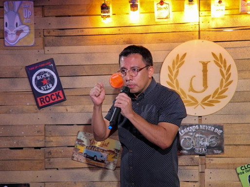 Plu Miranda: sí el comediante disfruta el show, el público también lo hará