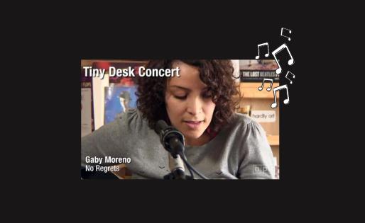 Tiny Desk, la oficina de conciertos donde todos los artistas quieren tocar