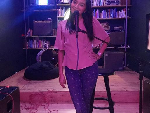 Yaz López: es adictivo subir a un escenario y ver como la gente se divierte
