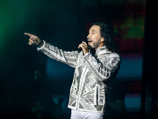Marco Antonio Solís transmite su concierto en YouTube