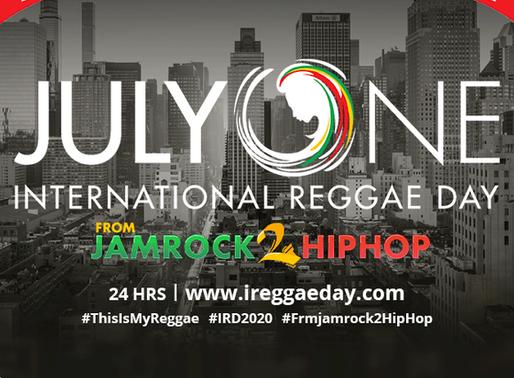 Día Internacional del Reggae: celebraciones en línea
