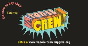 ¡Va por el crew! Una campaña en apoyo a los trabajadores de los conciertos