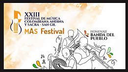 Festival Internacional de música colombina se realizará de forma virtual