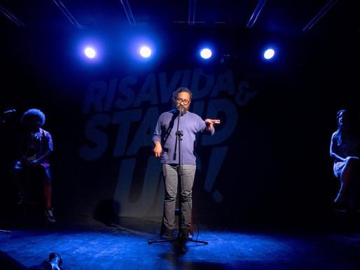 #comediaenvivo Darwin Oajaca: es muy adictivo el sentimiento de escuchar a todos reír