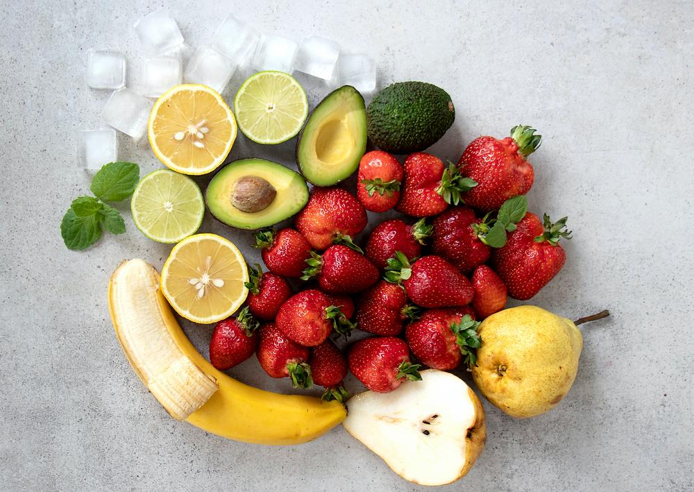 Fruits and vegetables micronutrients | Kassandra Hobart