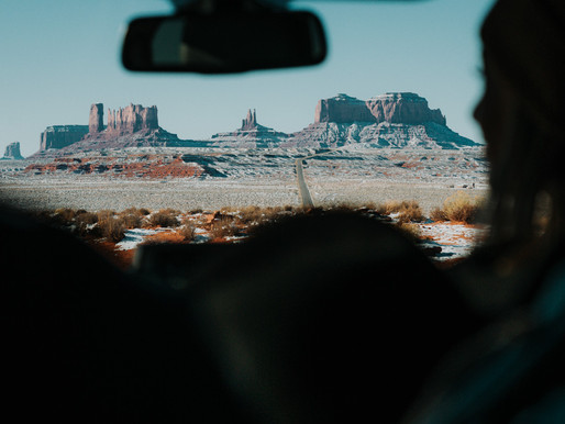 Campervan Trippin' through Utah with Lost Campers USA