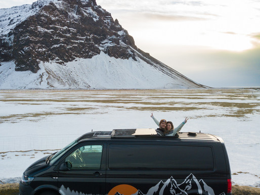 Our 7 Day Road Trip Across Iceland