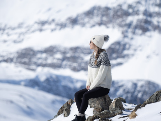 Winter in Zermatt (Visiting Iglu-Dorf)