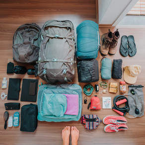 11 Months Backpacking South America - What I Packed