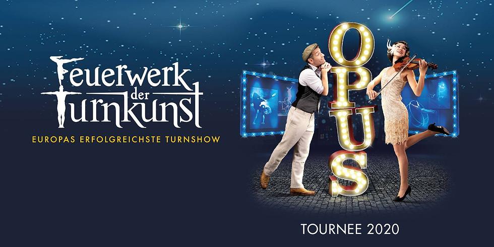 Feuerwerk der Turnkunst | OPUS Tournee 2020