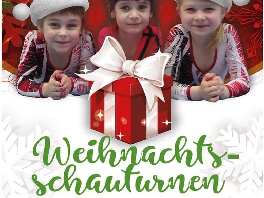 29. Magdeburger Weihnachtsschauturnen (8.Dezember 2019/ 16.00 Uhr)