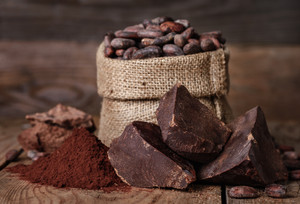 Dark chocolate - A merit in the triumph of natural athletes