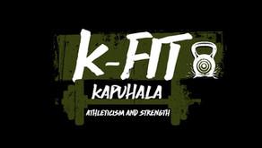 NEW CLASS at Kapuhala – K-fit