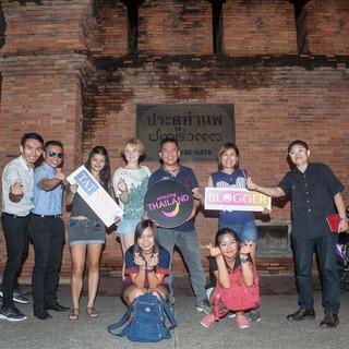 TAT Newsroom Blogger Thailand Year 1