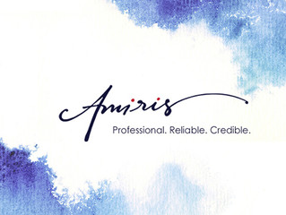 Announcing the Launch of The Amiris Brand New Website