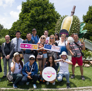 TAT Newsroom Blogger Thailand Year 3