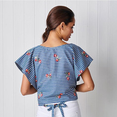 Simply Sewing issue 56 - Vintage style wrap top