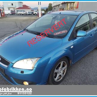 Reservert! Ford focus Titanium 136 HK. Diesel Eu til 10/21 Lett rep.Objekt EU til 10/21