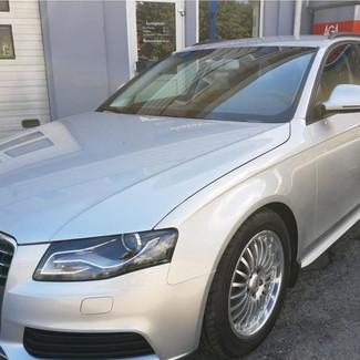 99.990 kr Audi A4 140 HK TDI 2xS-line. Velholdt og fin bil