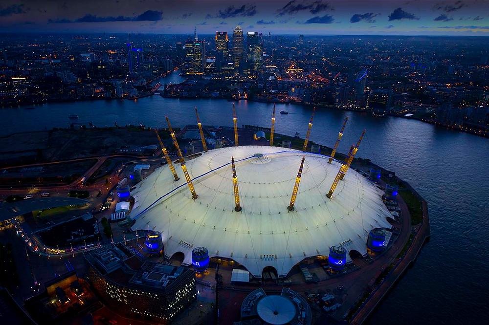 AEG O2 Tele2 Wembley Arena Venue App