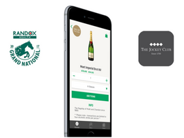 100% Uplift in App Sales at the Randox Health Grand National