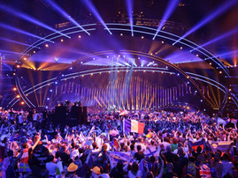 Altice Arena Celebrate Eurovision Win With LiveStyled