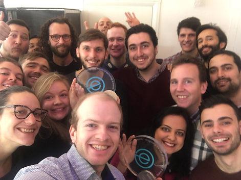 Award Winning Team