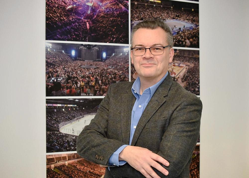 Nigel Robbins - The SSE Arena, Belfast