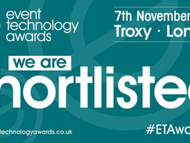 LiveStyled Shortlisted For Five Event Technology Awards