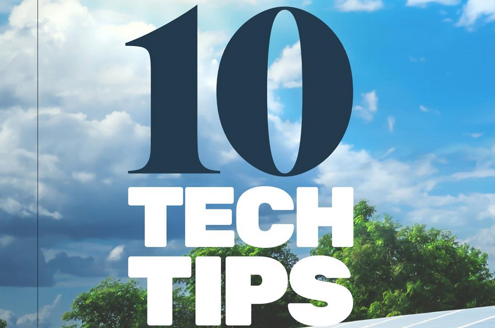 10 Tech Tips for Arena Managers