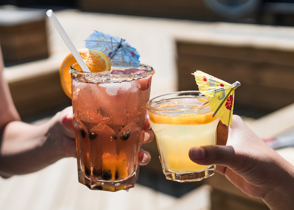 Using data to drive sales of drinks
