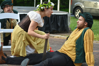 As You Like It - Phebe & Silvius