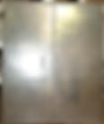 porte metallique acier galvanisé