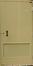 porte edf agréé pour local transformateur