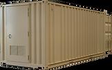 container modifié sur demande