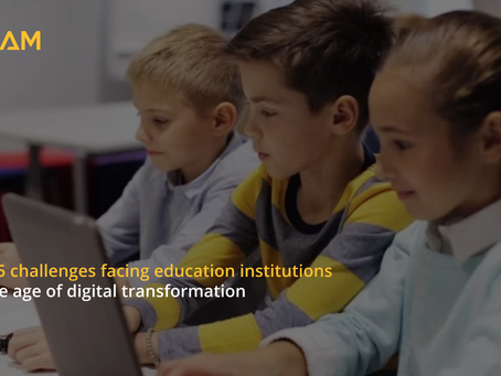 Top 5 challenges facing education institutions in the age of digital transformation