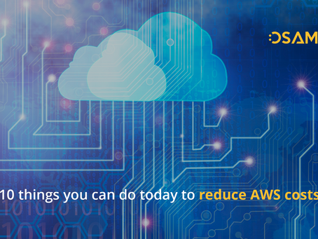(Part 2) 10 things you can do today to reduce AWS costs